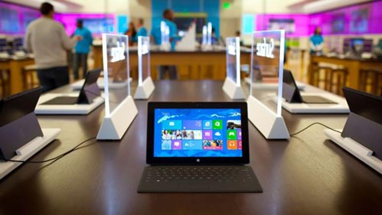 Microsoft ARM destekli cihazlar sunacak.