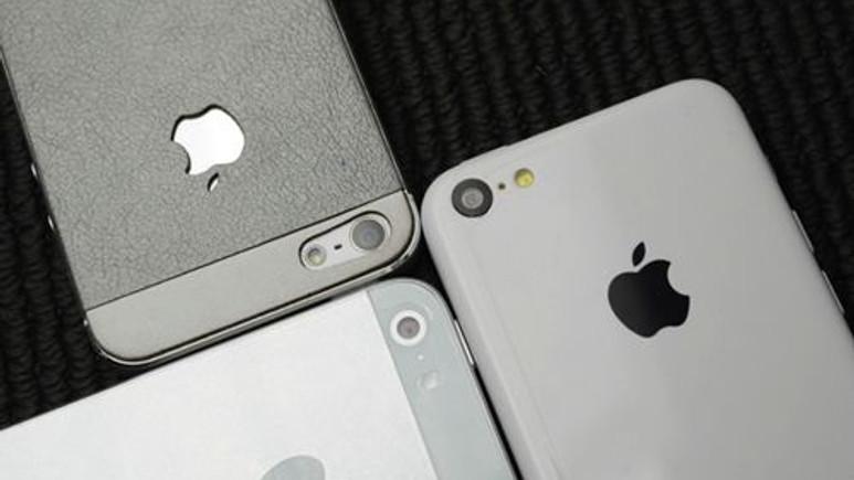 iPhone 5S vs iPhone 5C vs iPhone 5 karşılaştırma!