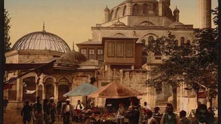 İşte İstanbul'un ilk renkli görüntüleri!