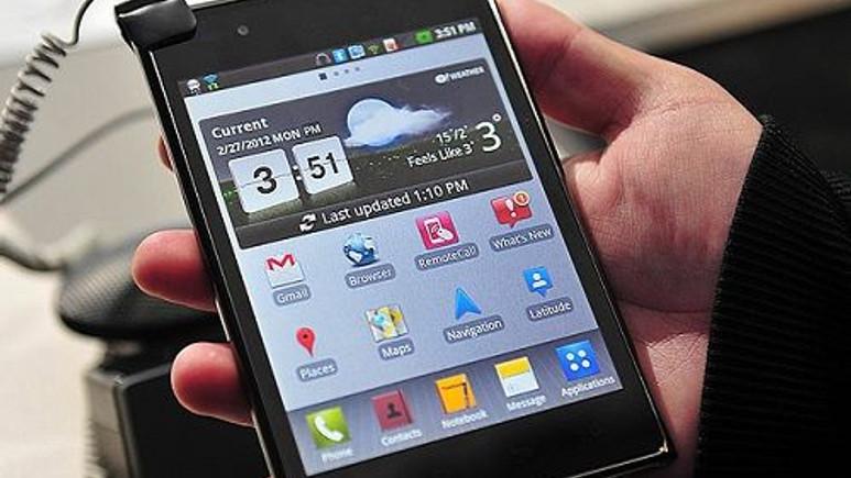 LG'nin Galaxy Note III'e karşı hamlesi LG Vu III olacak