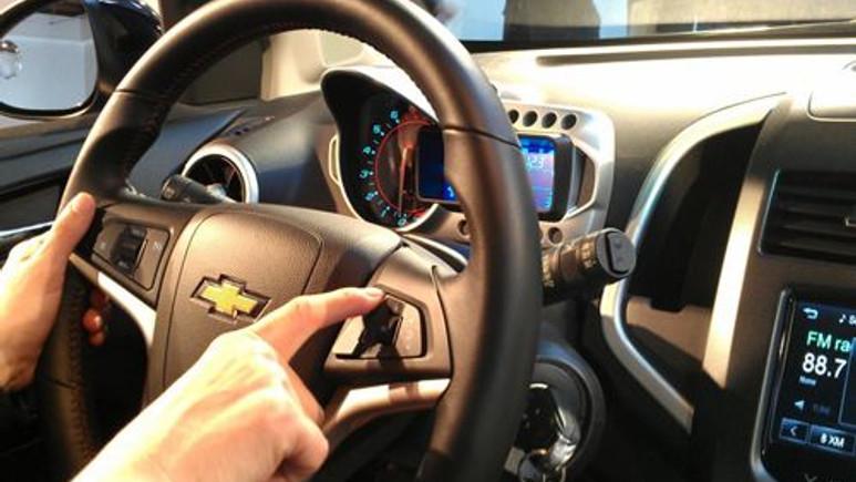 2013 model Chevrolet Sonic RS – Video