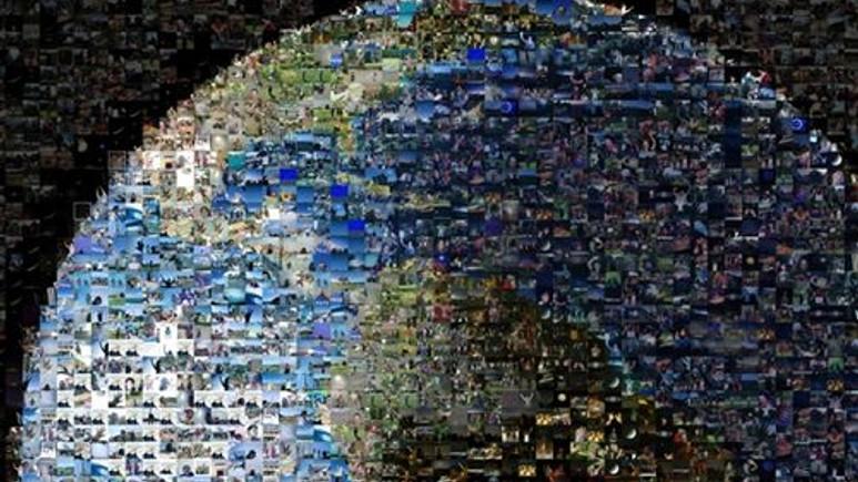 NASA'dan harika bir görüntü