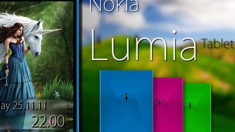 Karşınızda 10,1 inç Nokia Sirius!