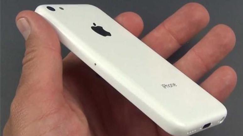 iPhone 5C test edilirken görüntülendi!