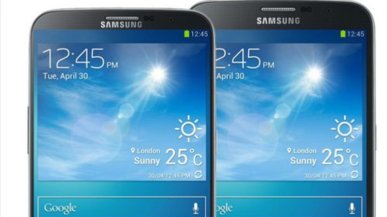 Galaxy Note 3 ile Galaxy Note 2 yanyana!