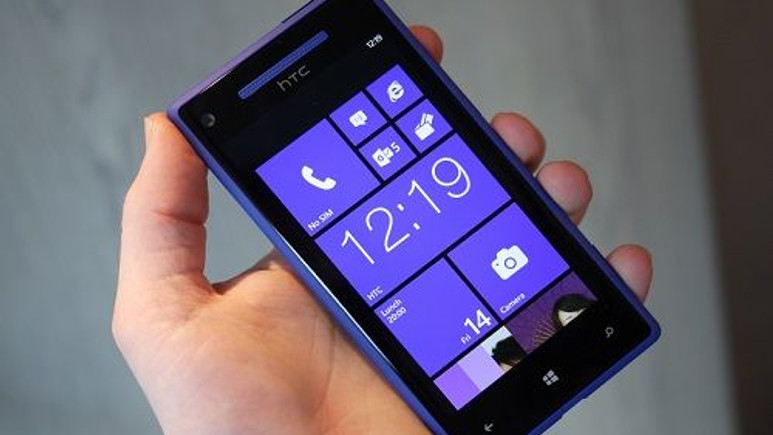 Nokia Pro Camera uygulaması HTC 8X'e yüklendi