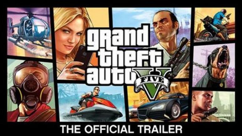 İşte GTA 5'in resmi videosu!
