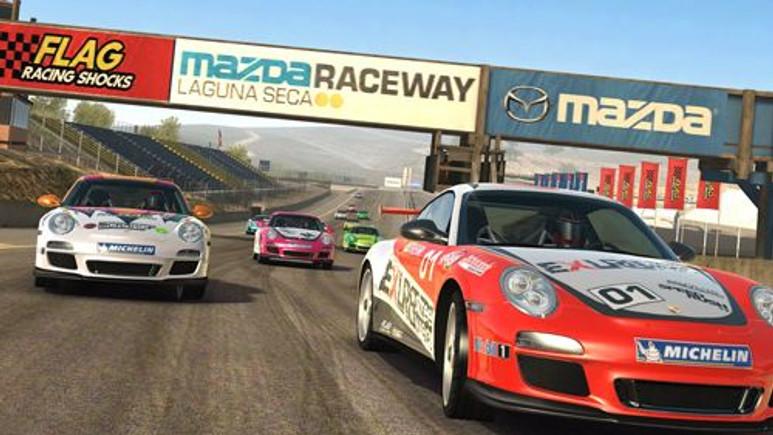 Real Racing 3, BlackBerry 10 için yayınlandı ücretsiz indir!