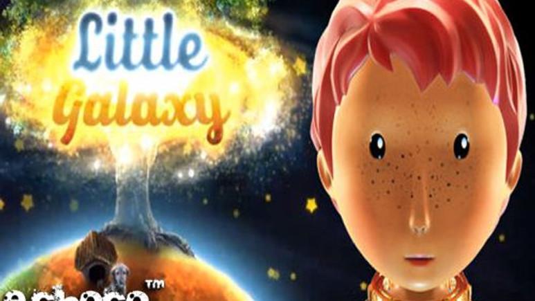 Android için yeni bir oyun: Little Galaxy
