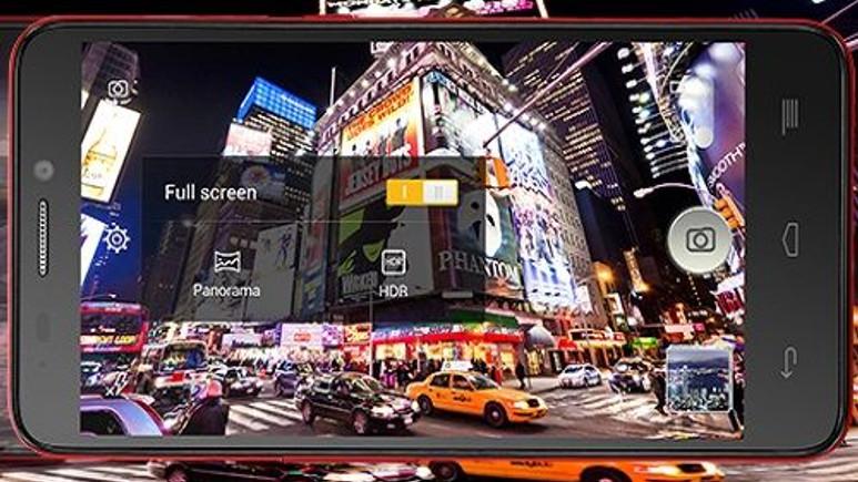 İşte Alcatel'in yeni telefonu!