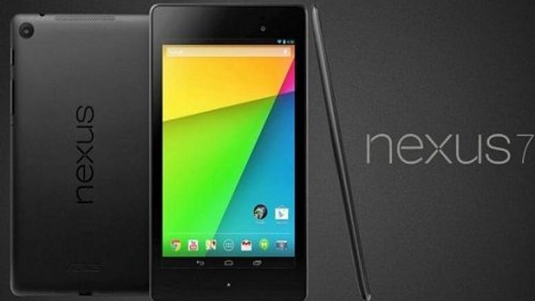 Yeni Nexus 7'de sorun devam ediyor