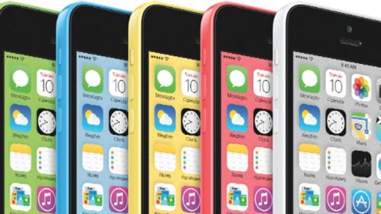 İşte Androidli iPhone 5C: GooPhone i5c!