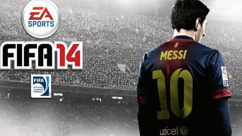 FIFA 14 Play Store'da!