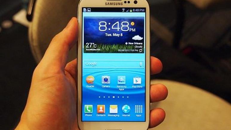 Android 4.3 ile çalışan Galaxy S3 gün yüzüne çıktı