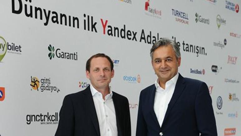 Yandex 2. yılını Adalar'la kutladı