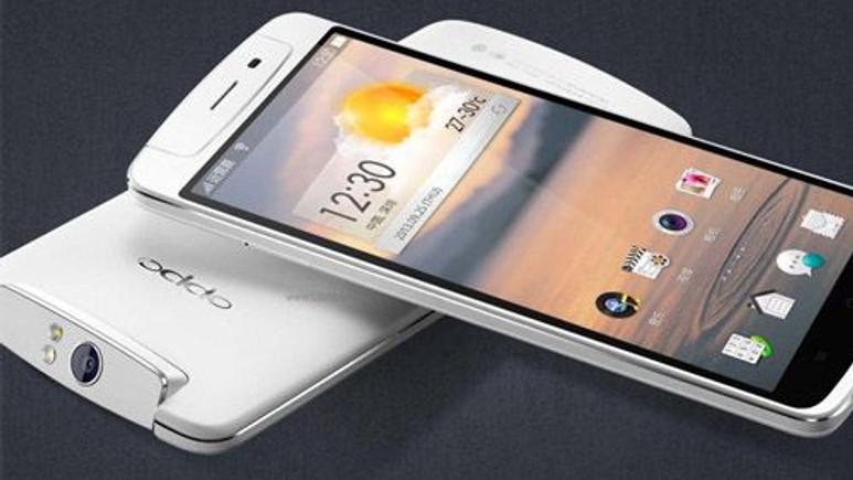 Muhteşem telefon tanıtıldı: Karşınızda Oppo N1! Video