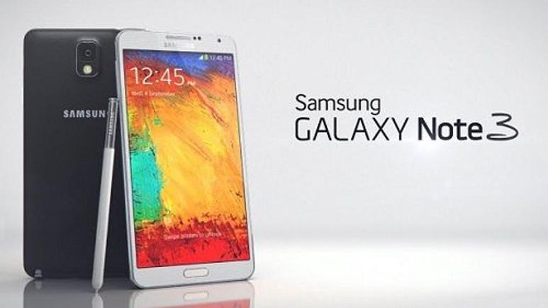 Esnek ekranlı Galaxy Note 3 geliyor