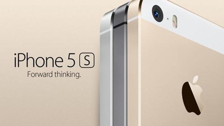 iPhone 5S'in Türkiye ön siparişi açıldı! Fiyat dudak uçuklatıyor!