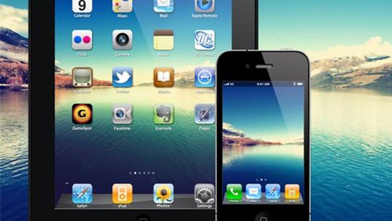 iPhone ve iPad için en iyi iOS 7 duvar kağıtları!