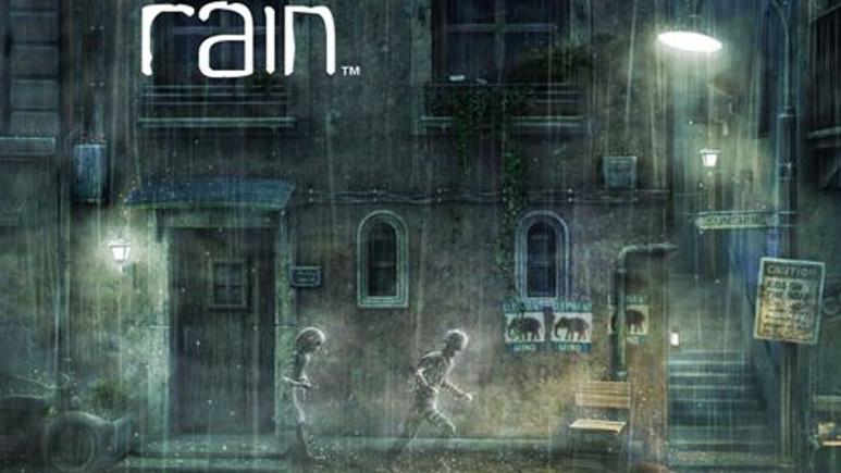 PS3 için Rain'in çıkış videosu yayınlandı!