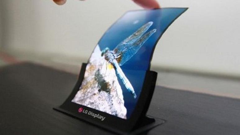 LG de esnek ekranlı telefonu duyurmaya hazırlanıyor