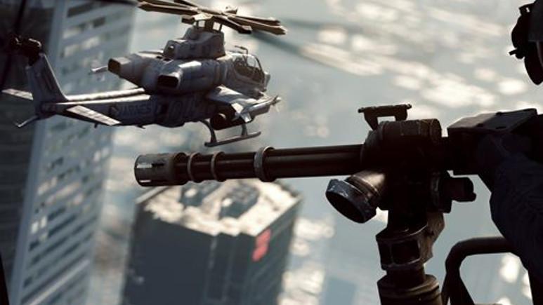 Battlefield 4 Beta'nın vdeosu yayınlandı!