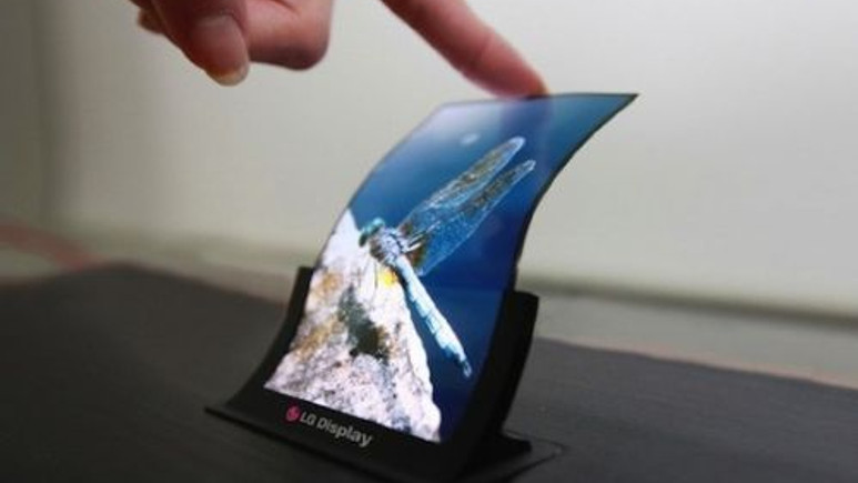 LG'nin esnek ekranlı telefonu belli oldu: LG G Flex!