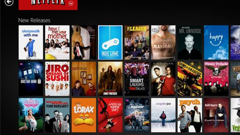 Netflix iOS 7 güncelleştirmesi geliyor