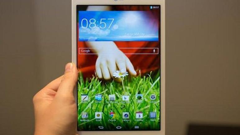 LG G Pad 8.3 satışa sunuluyor