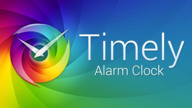 Timely Alarm Clock ile işe, okula geç kalmayın!