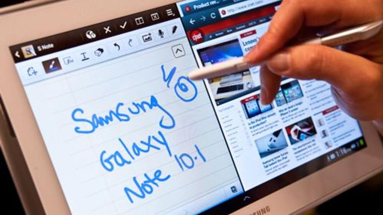 Galaxy Note 10.1'in 2014 sürümü geliyor