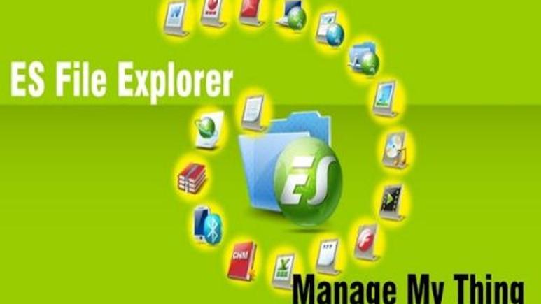 Es File Manager ile dosyalarınızı yönetin!