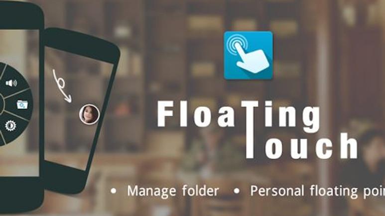 Floating Toucher ile telefon ekranınıza kısa yollar ekleyin!