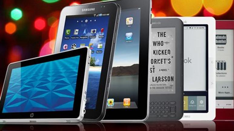 Türkiye tablet pazarında inanılmaz büyüme!