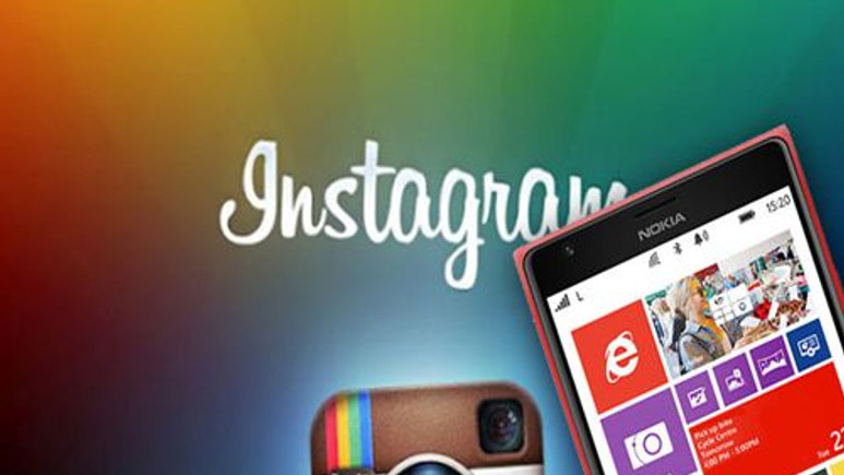 Instagram, nihayet Windows Phone'da!
