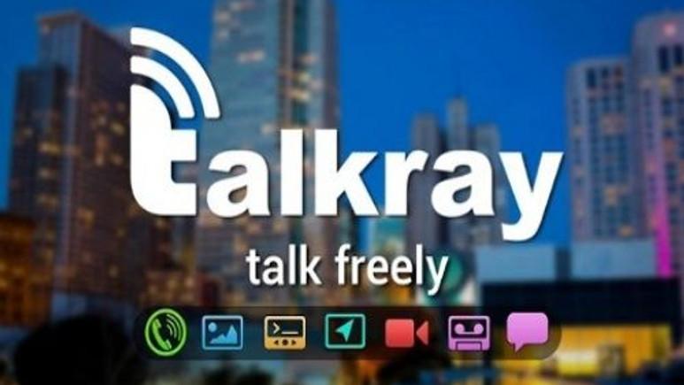 Android'de ücretsiz konuşmanın yeni adı: Talkray