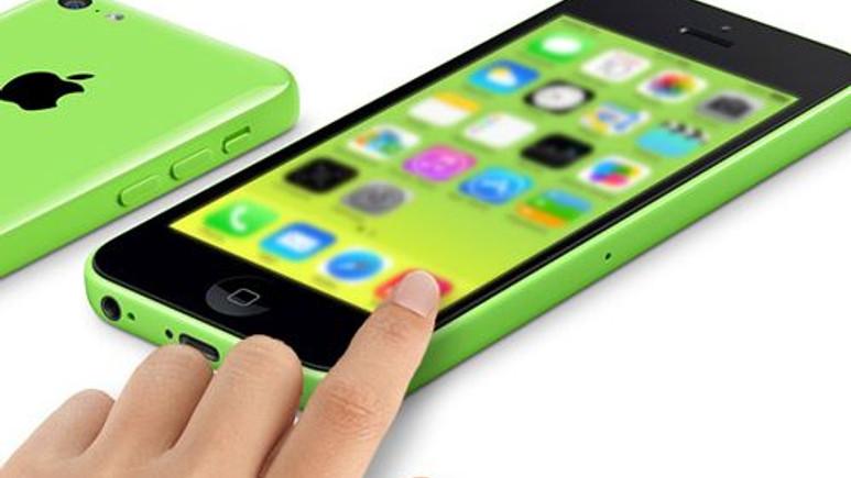 iPhone 5S, iPhone 5C ekranı S3'den daha kötüymüş!