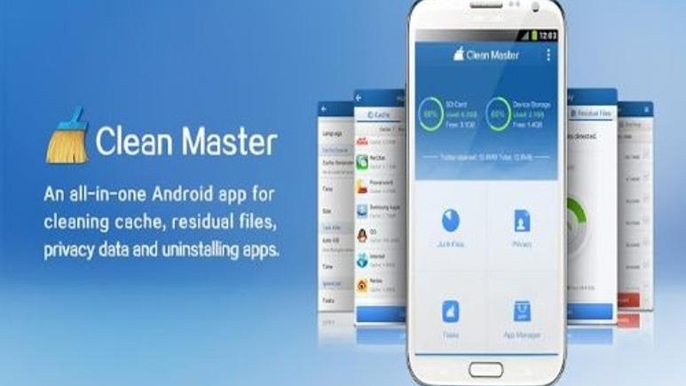 Clean Master ile Adroid'li cihazınızı temizleyin!