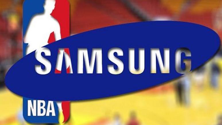 Samsung ve NBA arasında dev bir anlaşma imzalandı
