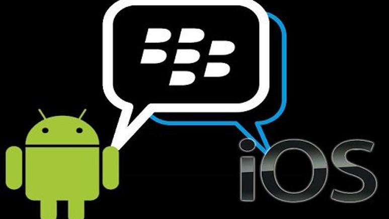 BlackBerry Messenger rekor indirme sayısına ulaştı