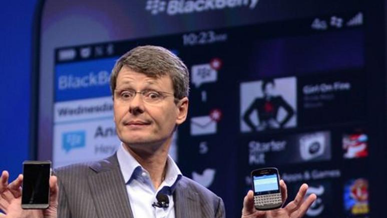BlackBerry Messenger'dan büyük başarı