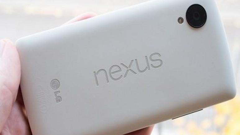 Beyaz Nexus 5'in detaylı görselleri yayınlandı!