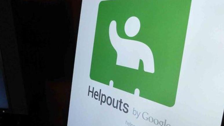 'Google Helpouts' ile özel ders ayağınıza geliyor!