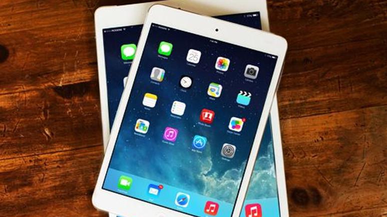 Apple'ın yeni tableti iPad Air dayanıklılık testinde!