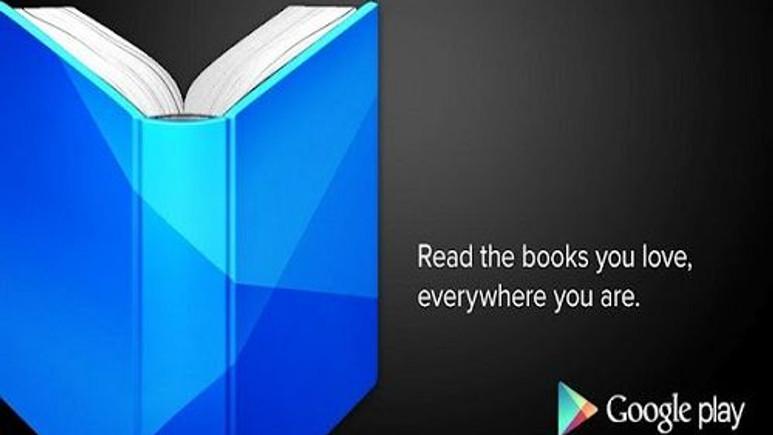 Google Play Books ülkemizde kullanıma açıldı