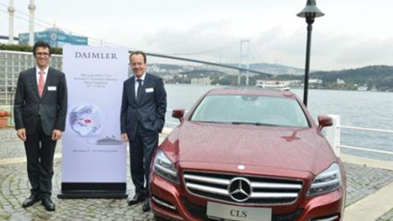 Mercedes Benz Daimler'in, merkez üssü Türkiye oldu!