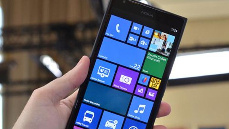 Nokia Lumia 1520 ön siparişleri başladı!