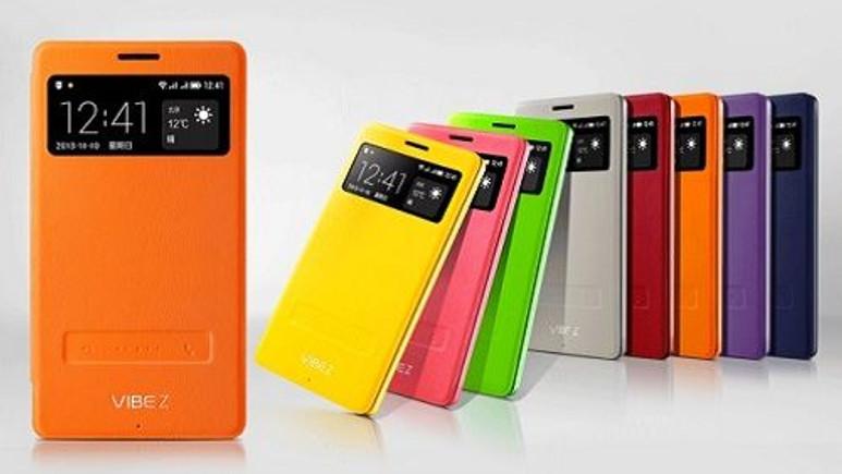 Lenovo'dan üst sınıf bir telefon: Vibe Z