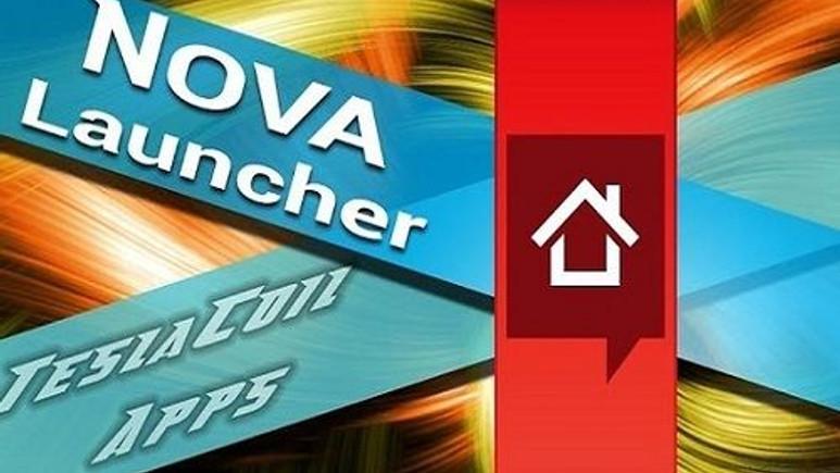 Yenilenen Nova Launcher beta aşamasında yayınlandı