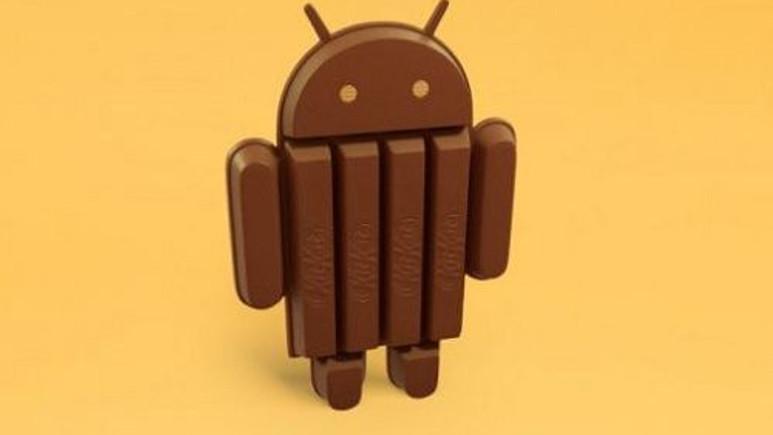 Nexus cihazlar için Android 4.4 güncellemesi başlıyor
